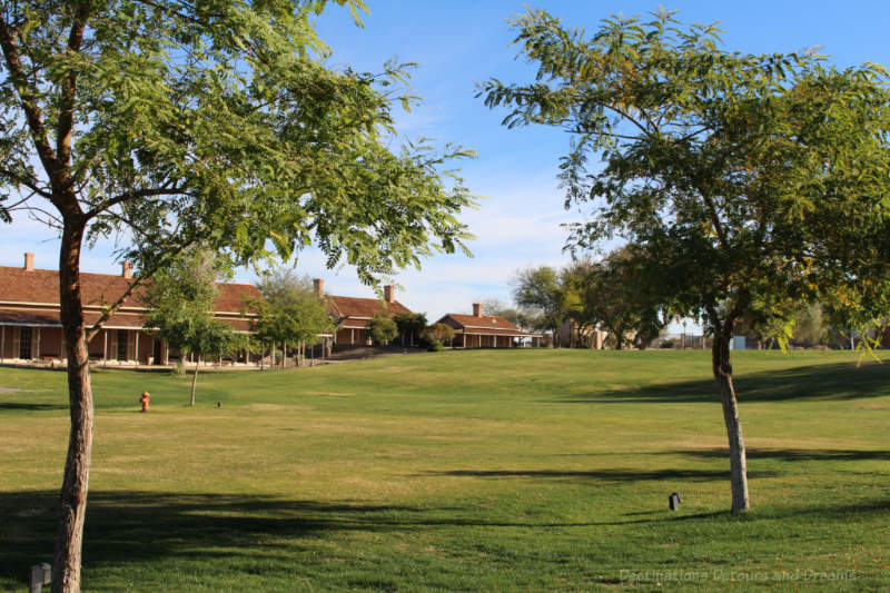 Colorado River State Historic Park in Yuma, Arizona