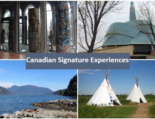 Canadian Signature Travel Experiences