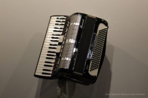 Accordion at National Music Centre