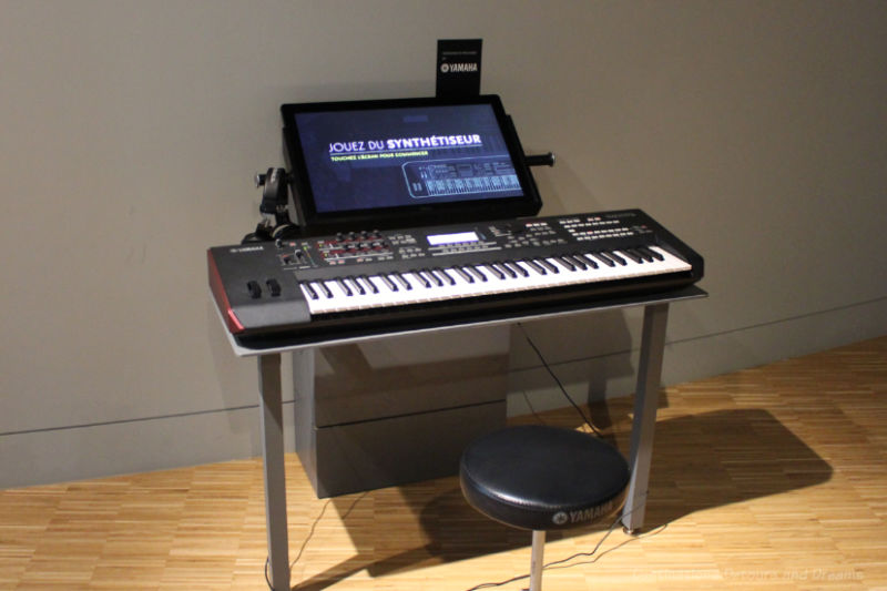 Synthesizer at National Music Centre