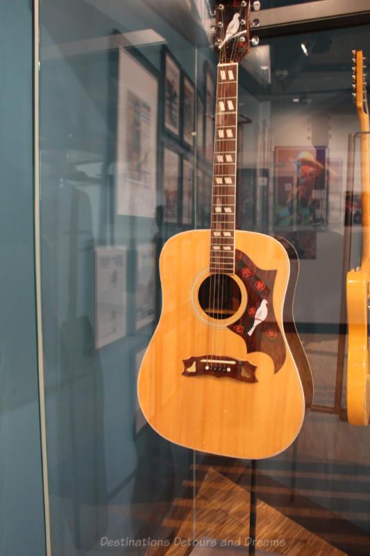 Terri Clark guitar