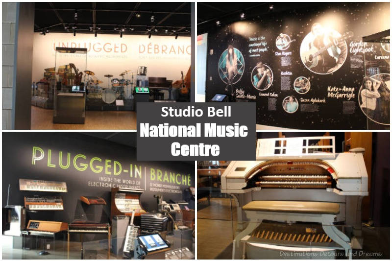 Music Lives at Studio Bell and the National Music Centre in Calgary, Alberta