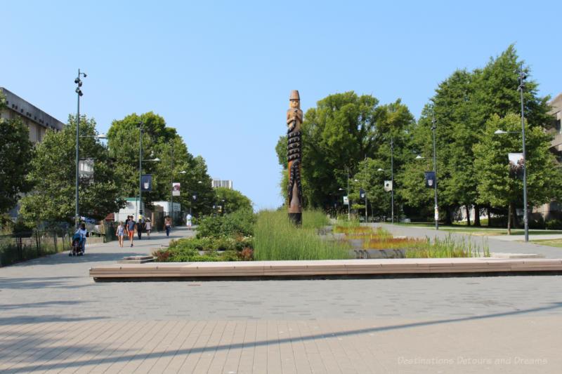 UBC Campus, Vancouver, British Columbia, Canada