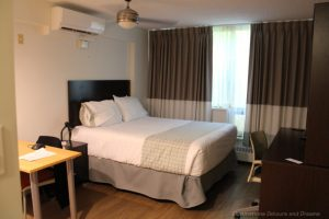 Gage Apartment suite at University of British Columbia, an affordable option to hotels in Vancouver