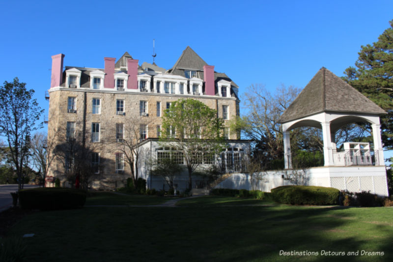 Crescent Hotel & Spa, Eureka Springs, Arkansas