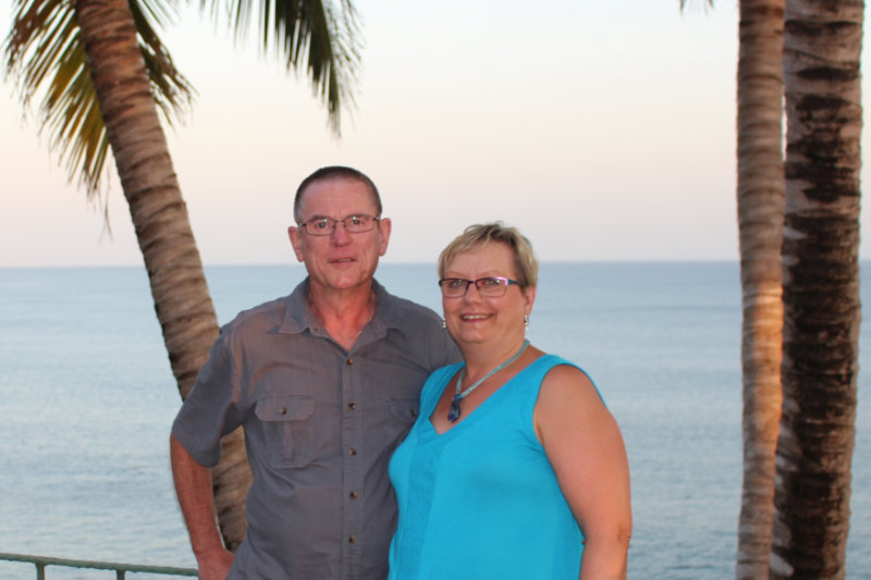 Rick and Donna of Destinations Detours and Dream in Panama