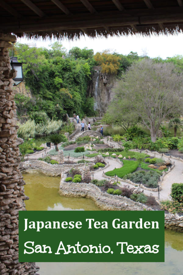 San Antonio Japanese Tea Garden: A peaceful oasis in San Antonio, Texas #SanAntonio #Texas #graden #Japanesegarden