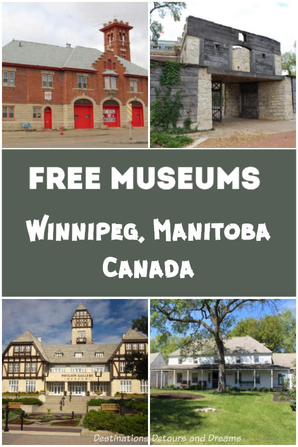 Free Museums in Winnipeg, Manitoba, Canada #Winnipeg #Manitoba #Canada #museum #free
