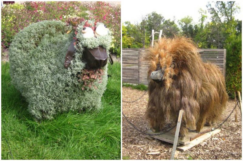 Topiary creatures