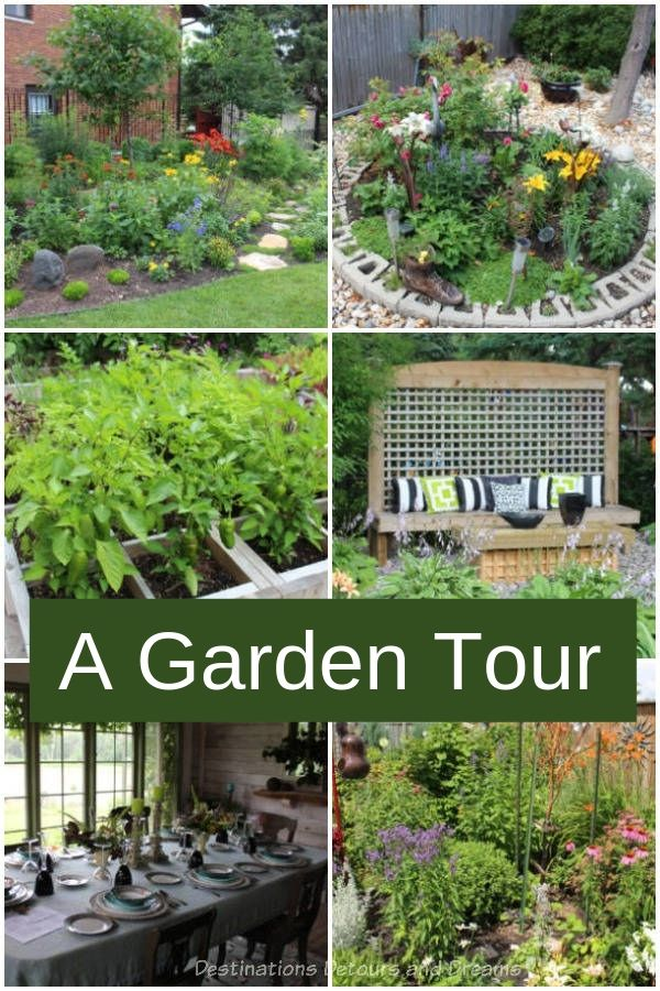 Reasons to take a Garden Tour #gardens