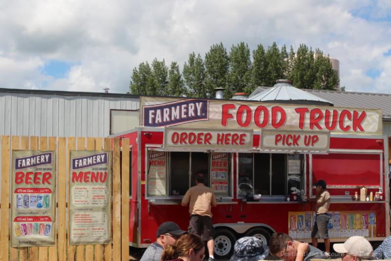 Farmery Food Truck