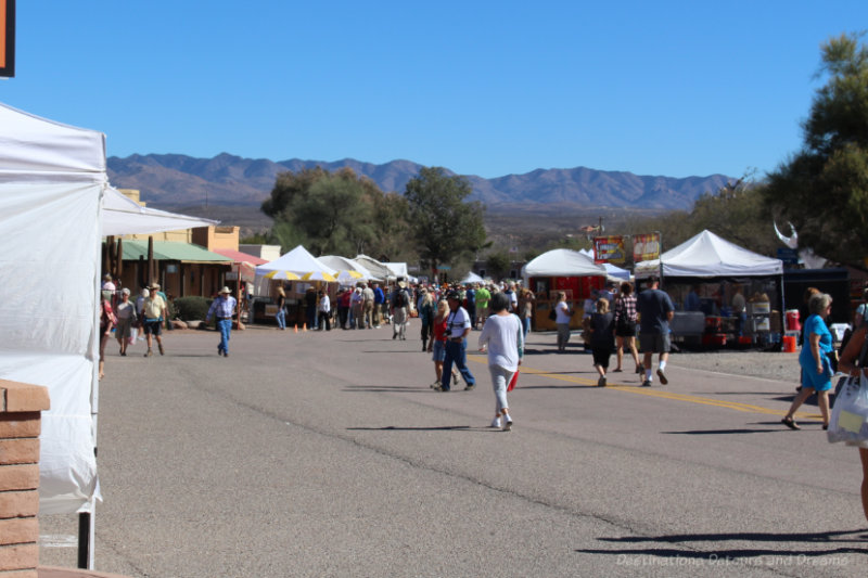Festival of the Arts in Tubac, Arizona