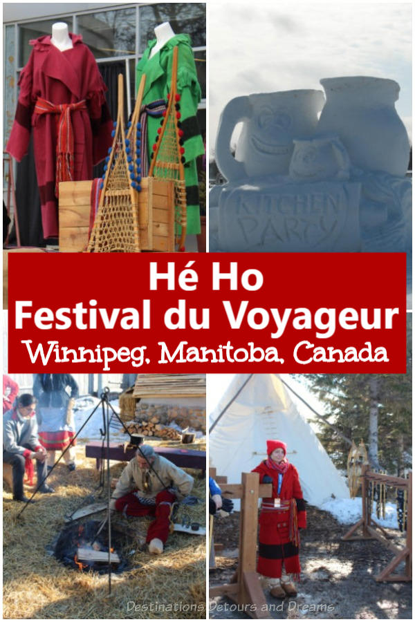 Highlights of Festival du Voyageur in Winnipeg, Manitoba, western Canada's largest winter festival. Experience French Canadian culture and the joie de vivre of the voyaguer. #Winnipeg #Manitoba #Canada #festival #winter #FrencCanadianculture