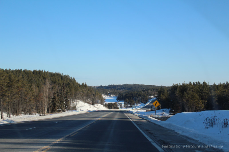 Canadian Winter Road Trip Tips
