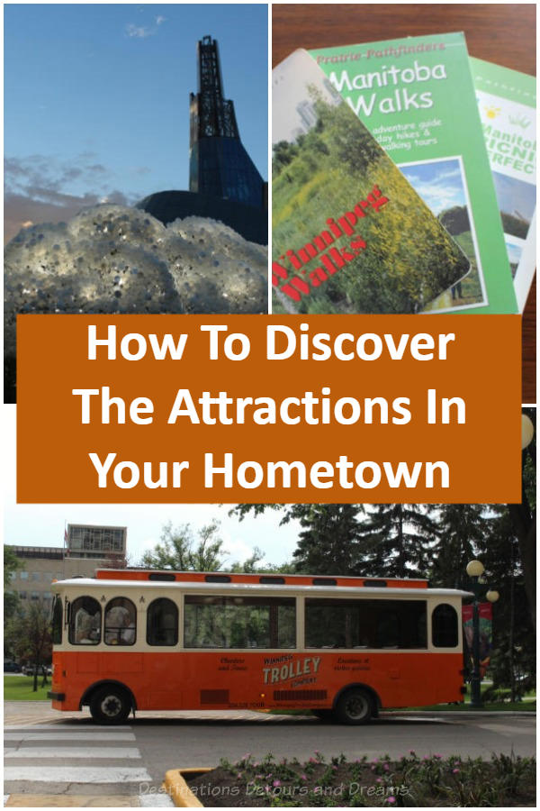 Explore Your Hometown: How To Discover What There Is To See and Do. Ways to find out about the attractions, well-known and off-the-beaten track, to see in your hometown. #traveltip