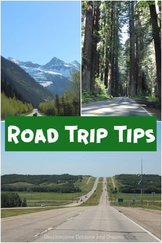 Road trip travel tips to make the best of your next driving vacation