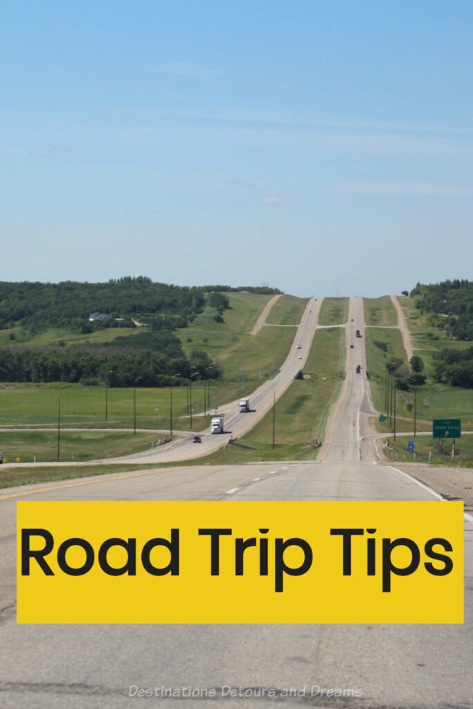 Road trip travel tips to make the best of your next driving vacation #travel #traveltip #roadtrip