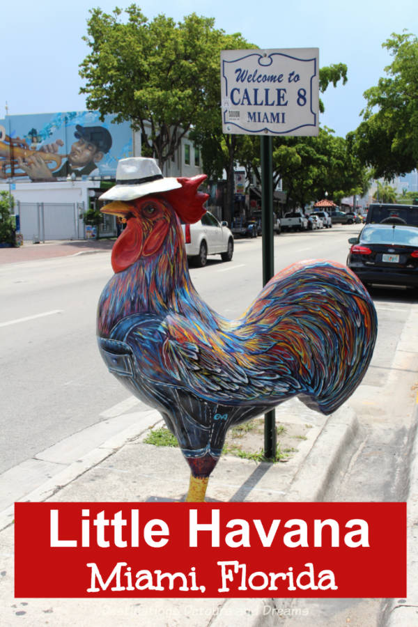 Little Havana, Miami, Florida: Calle Ocho, is home to Cuban district of Miami. You'll find art, Cuban products, commemorative statues and Cuban food, music, and vibe.  #Miami #Florida #Cuban #LittleHavana #Havana