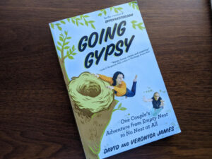 Cover of the book Going Gypsy