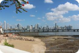 Contrasts of Panama City