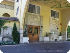 Dry Creek Inn: Tuscan Style Hotel in Healdsburg