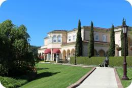 Gardens at Ferrari-Carano