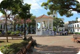 Historic Casco Viejo in Panama City