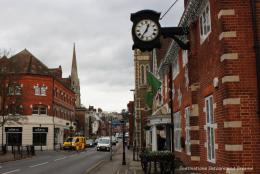 History and British Charm in Farnham