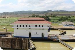 Marvels of the Panama Canal at Miraflores Locks