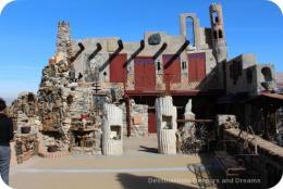 Mystery Castle Tour