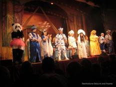 Pantomime: No You Shouldn't, Yes I Should