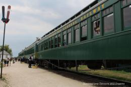 The Great Prairie Heritage Train Robbery