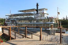 Cruising Through Alaska History and Culture Aboard a Sternwheeler