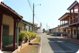 Spanish Colonial Architecture in the Azuero Peninsula