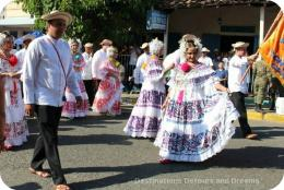 Thousand Polleras Parade