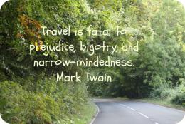 Travel and Prejudice