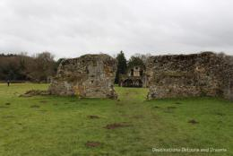 The Otherworldly Ruins of Waverley Abbey